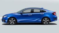 Honda Civic Sedan je elegantnější než hatchback a objeví se i u nás.