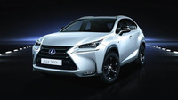 Lexus NX se představuje v provedení Sport.