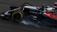 Fernando Alonso probrzdil v kvalifikaci v Malajsii