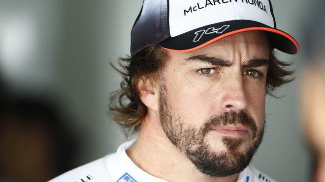 Fernandovi Alonsovi se zvyšování počtu závodů nezamlouvá