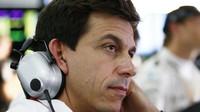 Wolff: Nico je i přes svůj náskok stále v těžké pozici - anotační obrázek