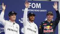 Tři nejlepší jezdci po kvalifikaci v Malajsii