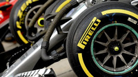 Pneumatiky Pirelli po kvalifikaci v Malajsii