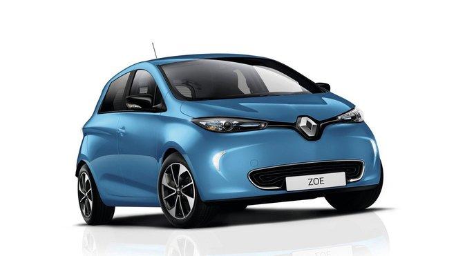 Nový Renault Zoe bude sdílet techniku s Nissanem a Mitsubishi.