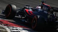 Také Button nakonec dostal v Japonsku nový motor, Räikkönen zase převodovku - anotační foto
