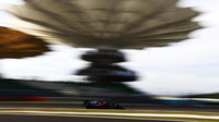 Jenson Button ve Velké ceně Malajsie