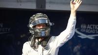 Nico Rosberg po závodě v Malajsii