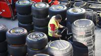 Pneumatiky Pirelli pro závod v Malajsii