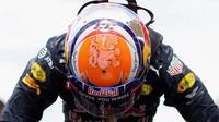 Max Verstappen před závodem v Malajsii