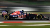 Carlos Sainz v závodě v Malajsii