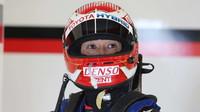 Kazuki Nakajima je připravený znovu usednout do závodního prototypu Toyota