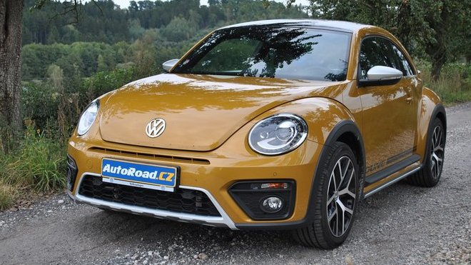 Volkswagen Beetle Dune 1,4 TSI DSG