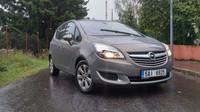 TEST: Opel Meriva 1,4 Turbo LPG: Úsporný rodinný sluha - anotační foto