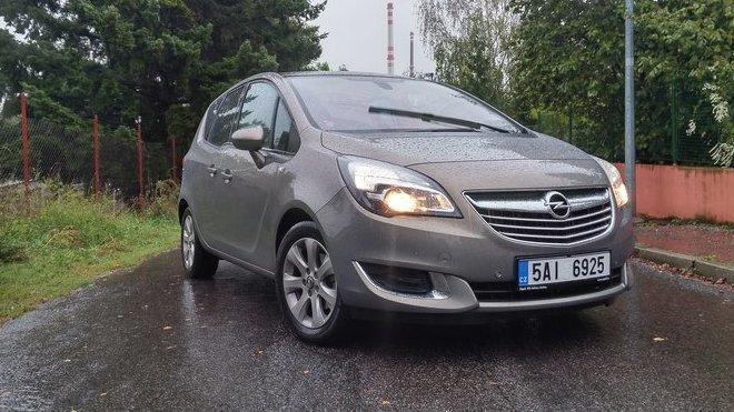 Opel Meriva 1,4 Turbo