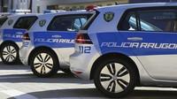 Albánská policie má problém s e-Golfy. Tohle by čekal málokdo - anotační foto