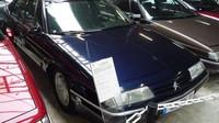 Citroën XM pancéřová verze