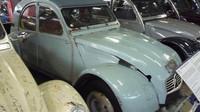 Citroën 2CV 4x4 Dynamométrique
