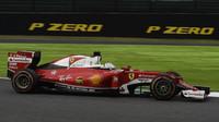 Sebastian Vettel se nakonec na pódium nedostal, Ferrari udělalo další strategickou chybu