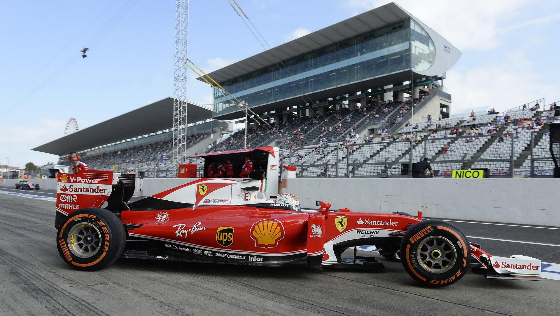 Arrivabene je povzbuzen pokrokem Ferrari po odchodu Allisona - anotační foto