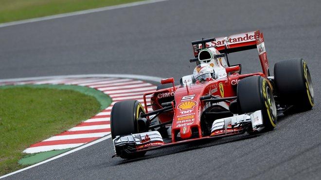 Druhý trénink vyhrál s minimálním náskokem Vettel, Red Bully zaostaly - anotační foto