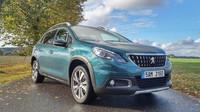 TEST: Peugeot 2008 1,6 BlueHDI: Rychle a pohodlně - anotační foto