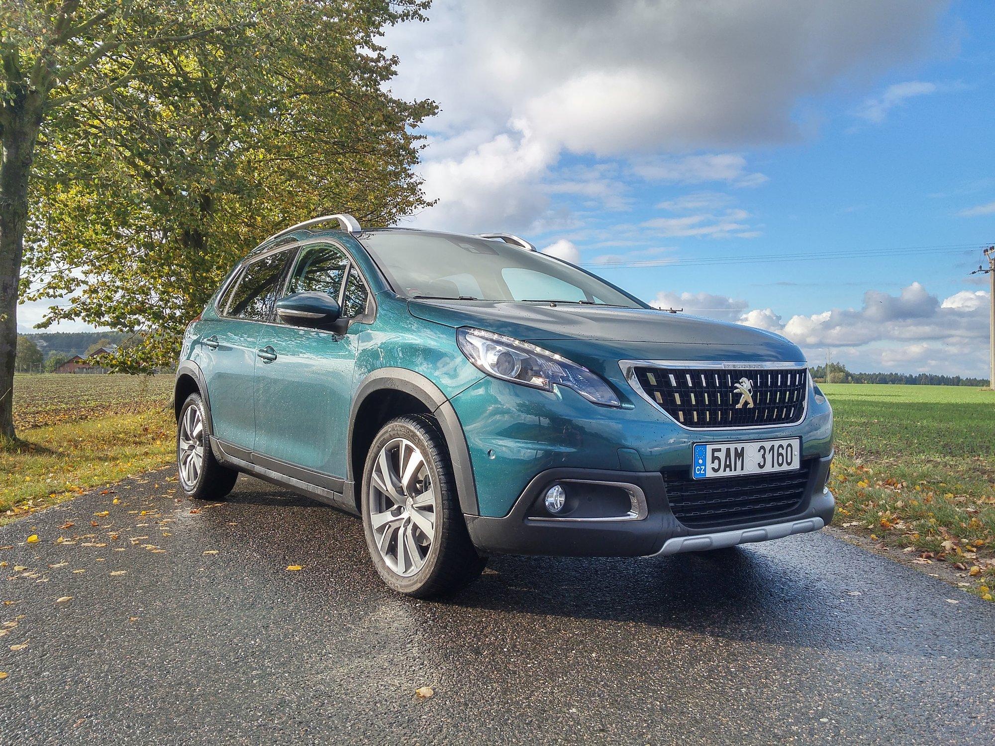 Peugeot 2008 1,6 BlueHDI