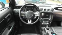 Ministerstvo vnitra prodává v aukci zabavená auta kvůli trestné činnosti, zde Ford Mustang.