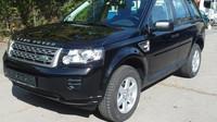 Ministerstvo vnitra prodává v aukci zabavená auta kvůli trestné činnosti, zde Land Rover Freelander.