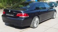 Ministerstvo vnitra prodává v aukci zabavená auta kvůli trestné činnosti, zde BMW 760Li.