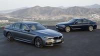 Sedmé vydání BMW řady 5 se ukazuje v několika verzích.