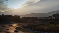 Okruh Fuji Speedway nabízí kouzelné scenérie