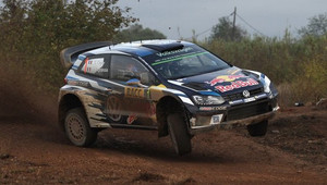Rally Catalunya: Ogier vítězí a získává svůj čtvrtý titul mistra světa v řadě - anotační foto