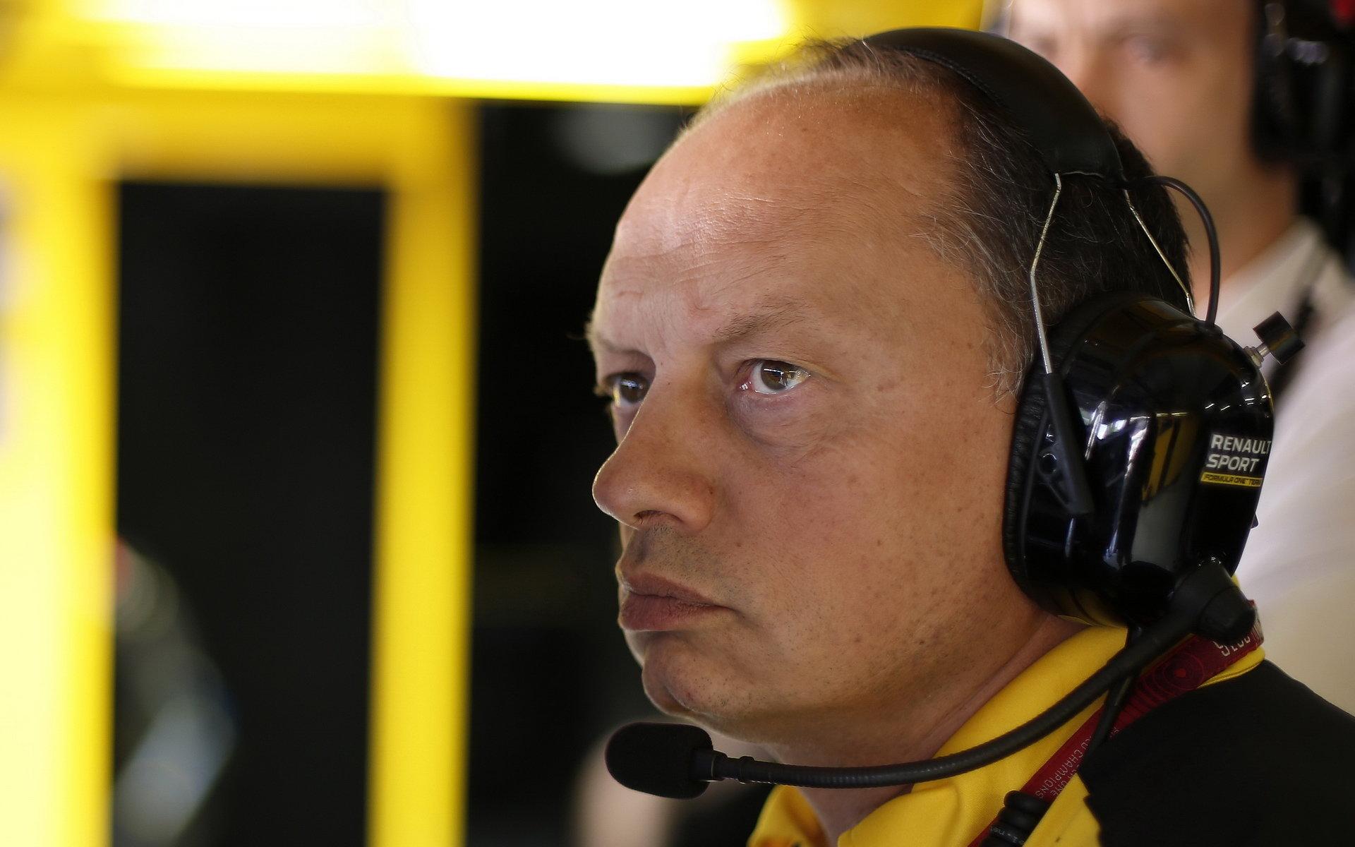 Rozhovor se šéfem Renaultu: Kdo bude závodit po boku Hülkenberga? - anotační obrázek