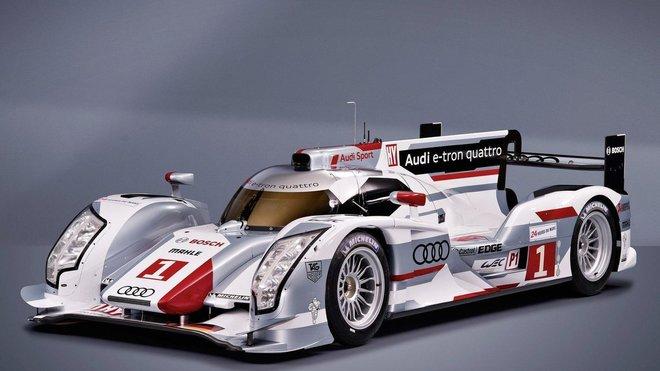 Audi R18 e-tron hybrid