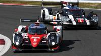 Toyota TS050 Hybrid #6 (K. Kobayashi, S. Sarrazin, M. Conway) má poslední šanci na zisk letošního titulu