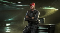 Lewis Hamilton v počítačové hře Call of Duty