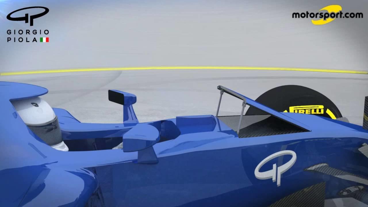 VIDEO: Návrh aktivní ochrany kokpitu. Lepší než Halo? - anotační foto