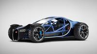 Ariel Chiron = Bugatti Chiron + Ariel Nomad. Zkřížit jedno z nejrychlejších aut planety s tím, co projede téměř všechno je vlastně naprosto geniální nápad na vznik nejlepšího vozu na světě. Navíc se podívejte, jak trubkové konstrukci Arielu sluší přední část a motor z Bugatti.
