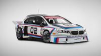 BMW Active CSL Tourer = BMW řady 2 Active Tourer + BMW 3.0 CSL. Pro mnohé je už jenom jeden kontext, v němž se nachází legendární závodní stroj a tuctové MPV s pohonem předních kol urážkou nejlepších tradic modrobílé vrtule. Výsledné auto by ale tak špatné být nemuselo.