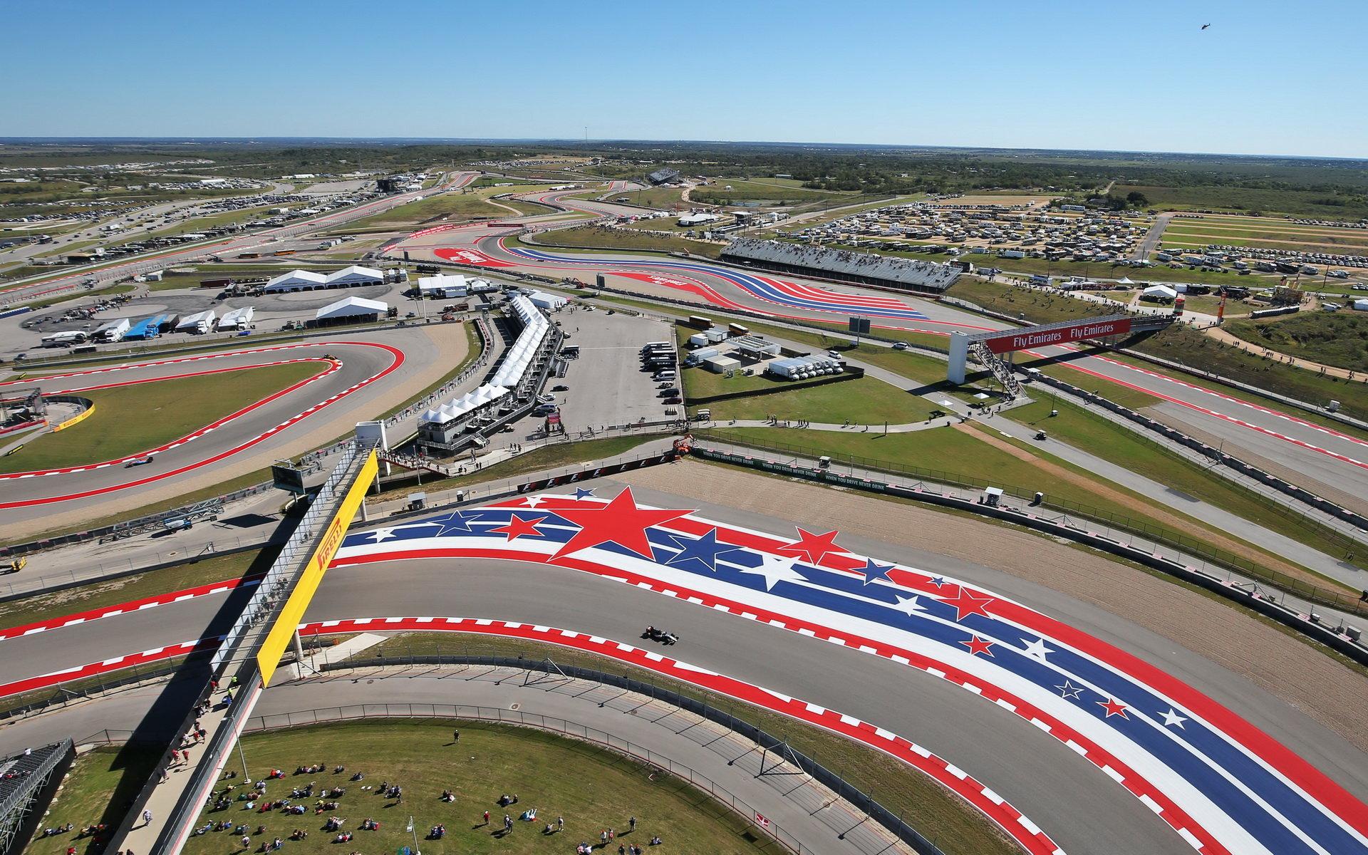 Austin volá po změně kalendáře F1: Obírá se o diváky s Mexikem - anotační obrázek