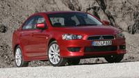 Mitsubishi Lancer je překvapivě spolehlivé auto.