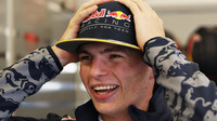 Max Verstappen v Austinu