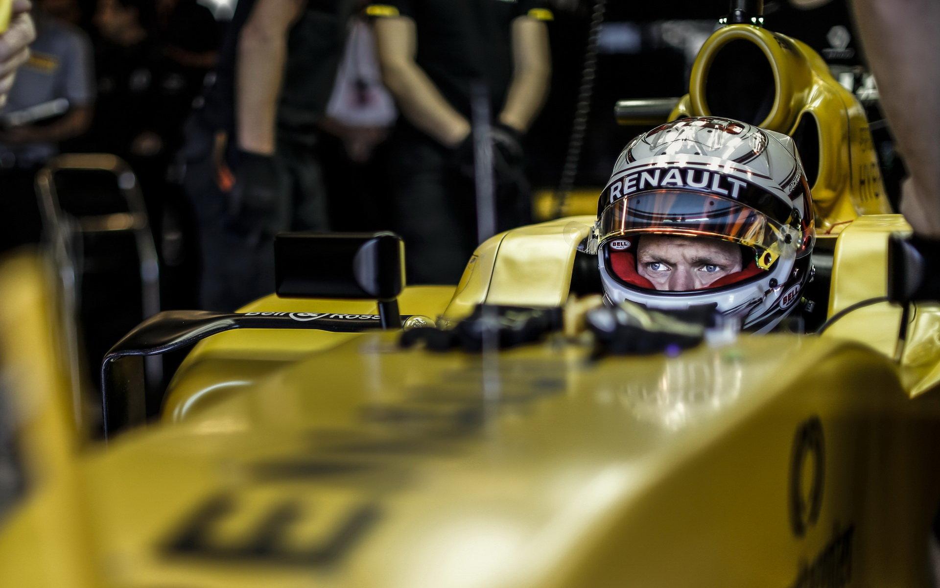 Magnussen obhajuje manévr, za který byl po závodě potrestán - anotační obrázek