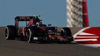 Carlos Sainz v kvalifikaci v Austinu