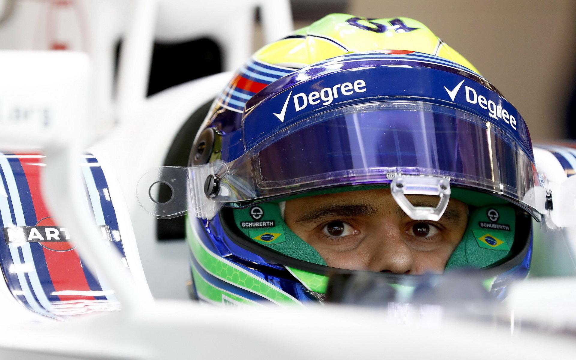Massa se znovu vrací k incidentu s Alonsem - anotační obrázek