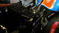 Zadní část vozu Manor | Manor MRT05 v kvalifikaci v Austinu