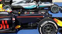 Daniel Ricciardo po závodě v Austinu