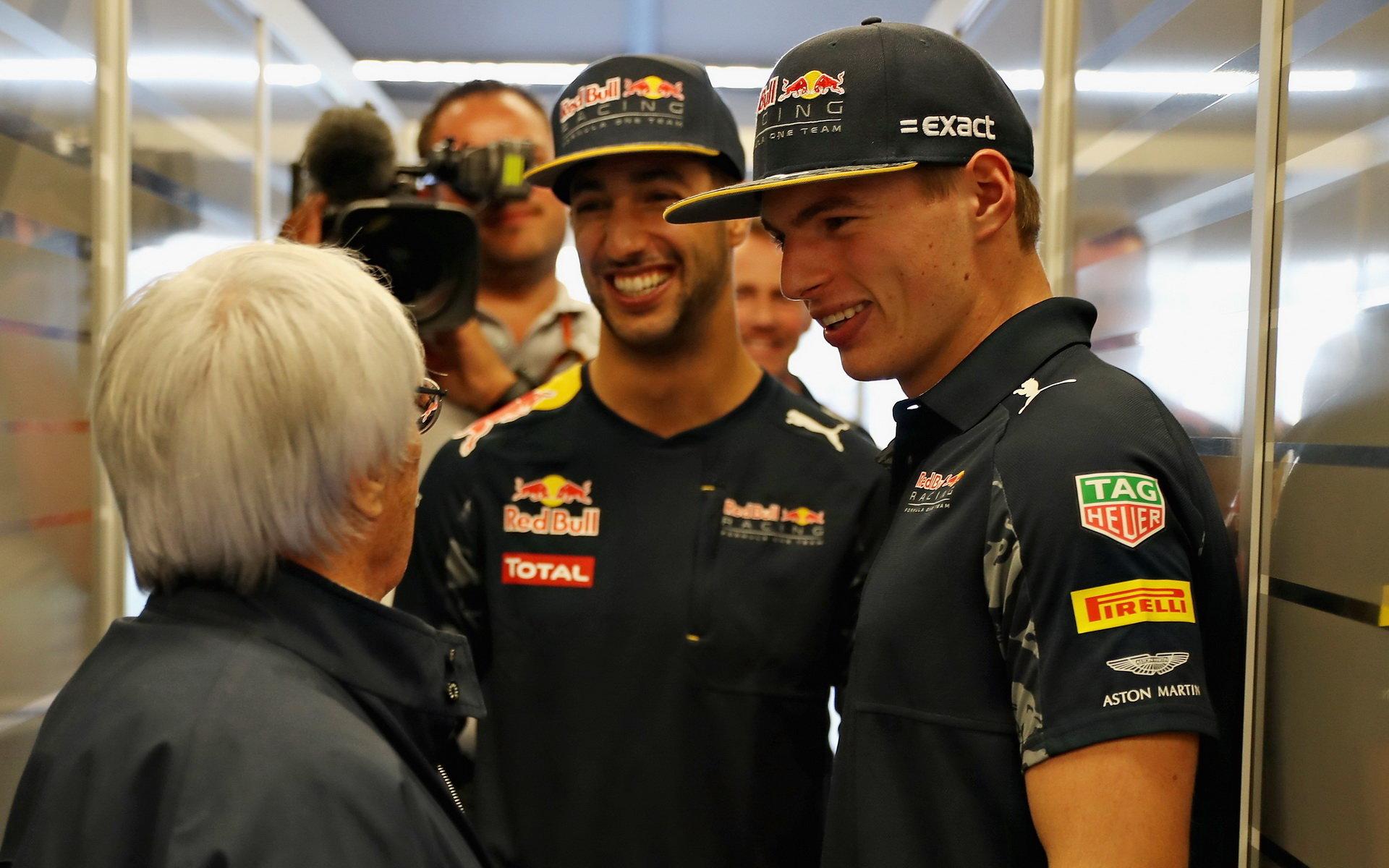 Ricciardo by rád změnil okolnosti, které nedělají F1 dobré jméno - anotační obrázek