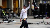 Max Verstappen předčasně skončil v závodě v Austinu