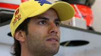 Felipe Nasr v Austinu